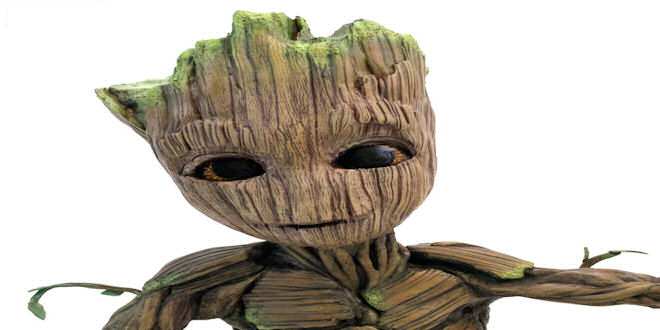Guardians of the Galaxy Vol. 2 - Premium Motion Groot Statue