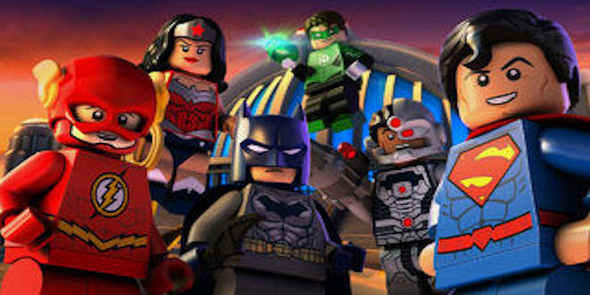 LEGO Justice League vs Suicide Squad Full Animated Movie - 1Hr 8Mins