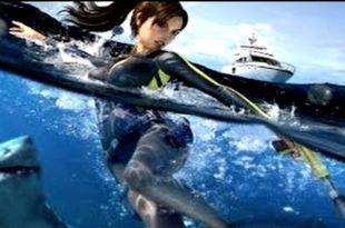 New Tomb Raider Movie