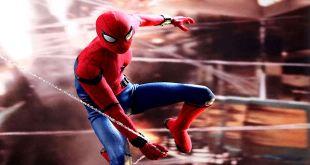 Spider-Man Homecoming Masterpiece