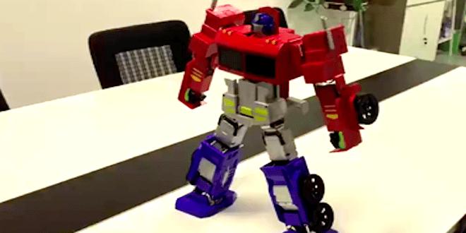 Transformers Toys Optimus Prime optimus prime toy transformation