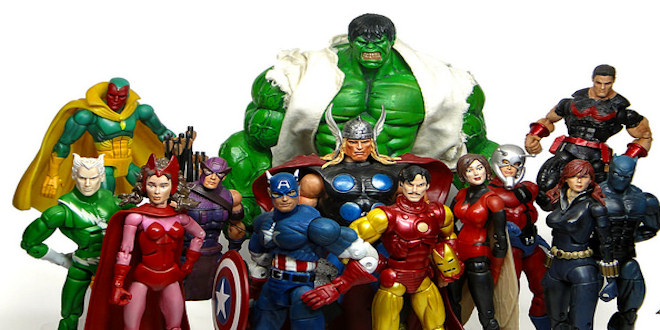 Marvel Legends Action Figures List - Available to Order Now !!
