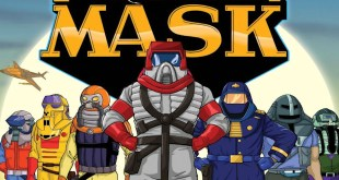 Mask 80's Cartoons