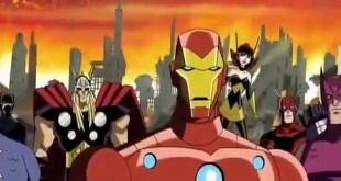 Avengers Cartoons TV Show