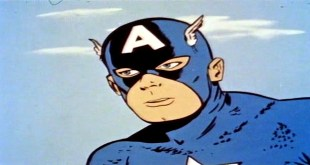 Old Cartoons Captain America
