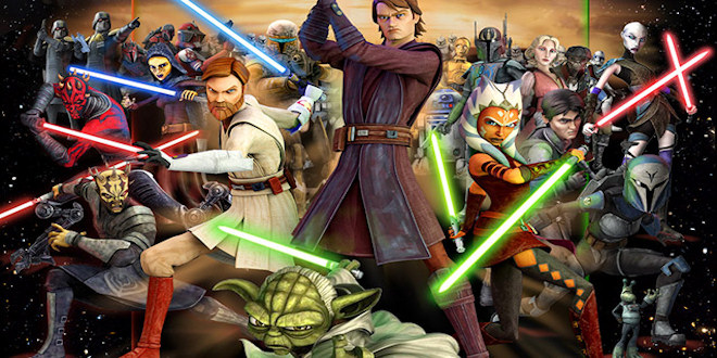 Watch Star Wars Clone Wars Cartoon 2003 Full Series 2Hrs