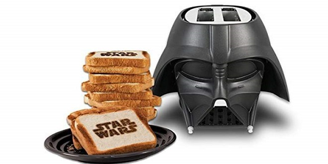 10 x Cool Star Wars Gadgets you Need for your Kitchen