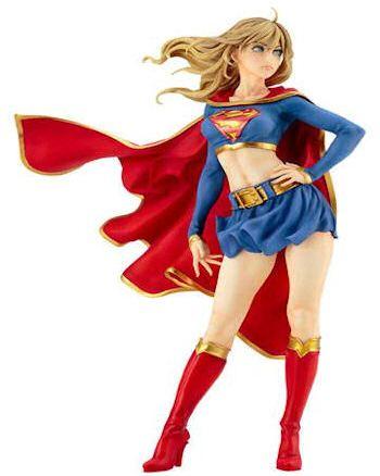 DC Comics Bishoujo Supergirl