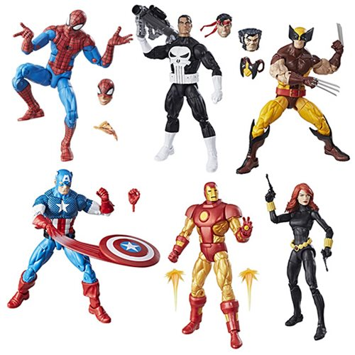 Marvel Legends News.