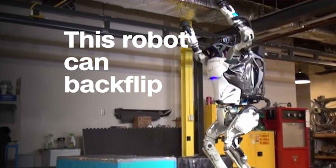 Must Watch !! Next Generation Robot Technology by Boston Dynamics