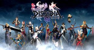 Final Fantasy Dissidia Video Game