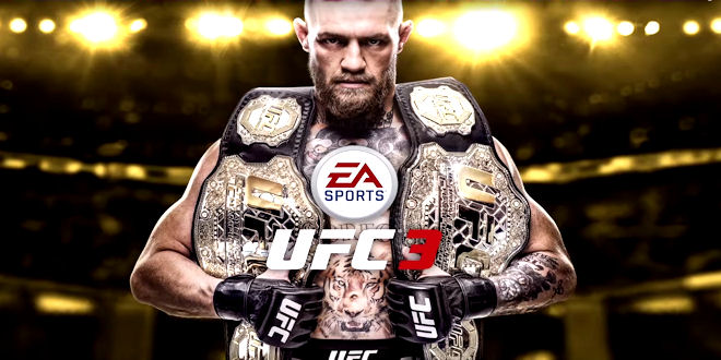 EA Sports UFC 3 Video Game Trailer PS4 , Xbox - Conor McGregor