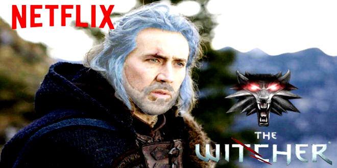 New Witcher Netflix TV Show Trailer / Preview 2018
