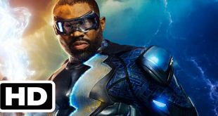 DC Comics Black Lightning