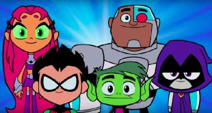 Teen Titans Go Movie