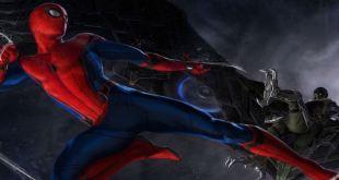 Spiderman vs Vulture Homecoming