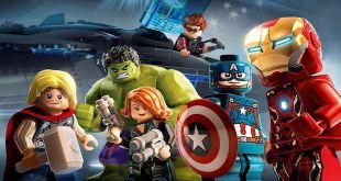 Marvel Lego Avengers
