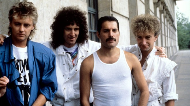Queen Movie Bohemian Rhapsody