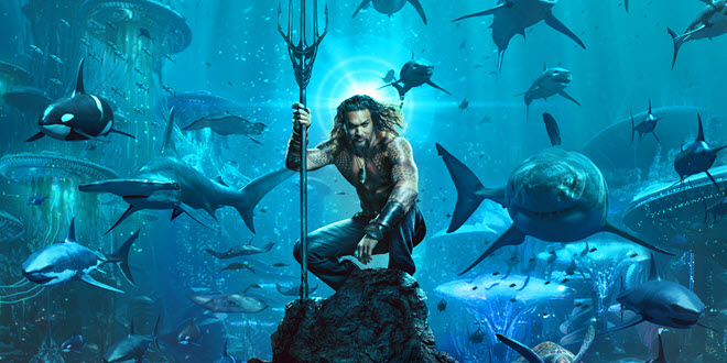 Aquaman Official Trailer SDCC 2018 Comic Book Movie News