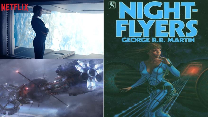 Nightflyers Netflix Sci Fi Series - Official Trailer [HD
