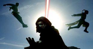 Star Wars Parkour Battle