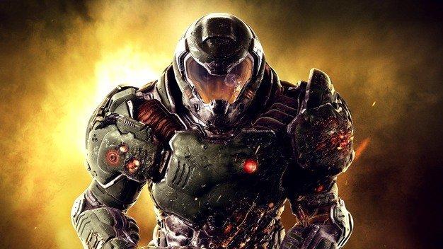 New Doom Eternal - Teaser Trailer - PS4, Xbox ,PC - Video
