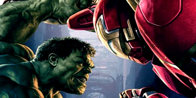 Hulk Vs HulkBuster - Avengers Age of Ultron Battle - Epic Heroes Instagram Video Edit