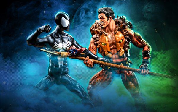 Marvel-Legends-Series-6-inch-Kraven-Spider-Man-2-Pack