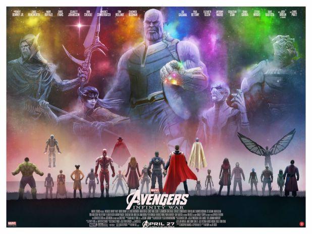 Avengers Infinity War NYCC 2018