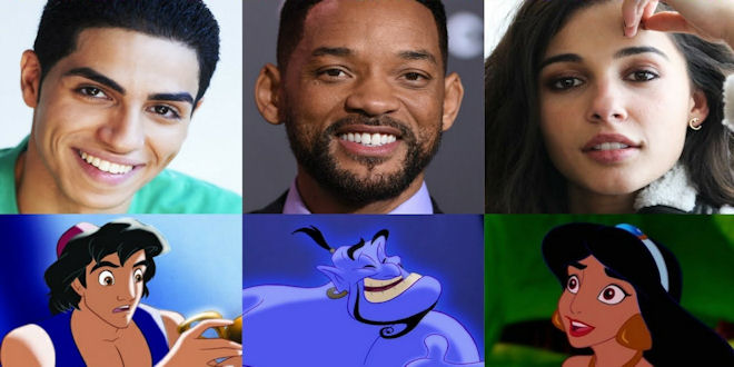 Disney Aladdin Trailer 2019