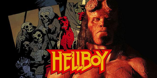 Hellboy Movie 2019 Trailer - Comic Book News - HD