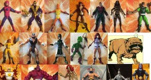 marvel legends custom