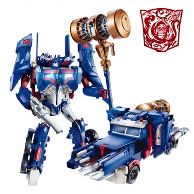 Platinum Edition Ultra Magnus