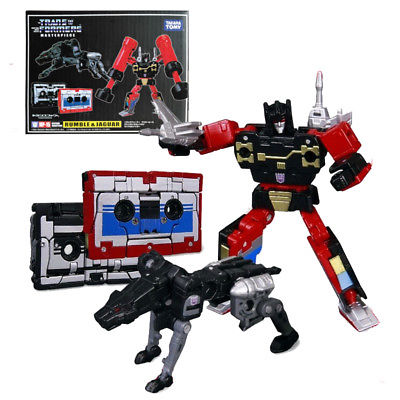 Transformers Masterpiece Rumble