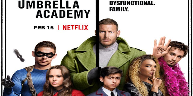 Umbrella Academy  - Comic Book News