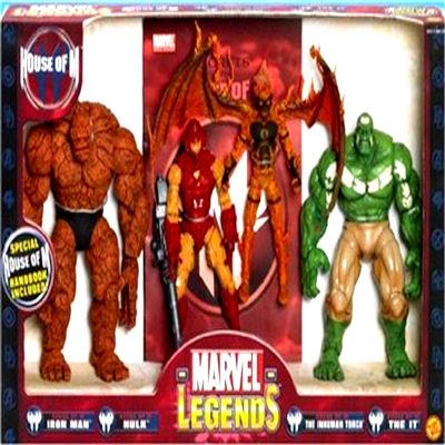 Marvel Legends House