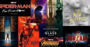 Superhero Movies 2019 -Film Select Trailers