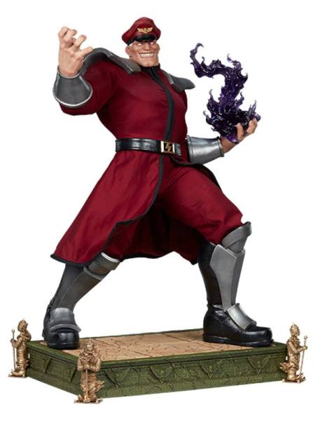 Street Fighter Bison Statue 1/3 74 cm by PCS Collectibles