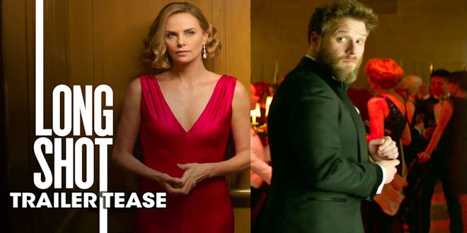 Long Shot 2019  Charlize Theron Movie