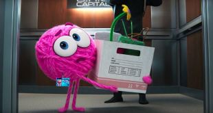 Disney Pixar Purl - New Short Animated Film