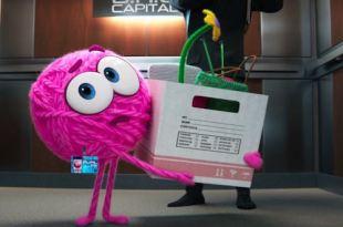 Disney Pixar Purl - New Short Animated Film