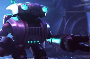 Pixar Short Film