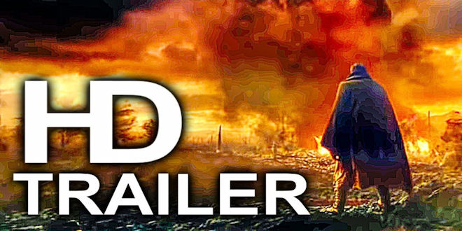 Tolkien Movie Trailer - True Story - Lord of the Rings Creator