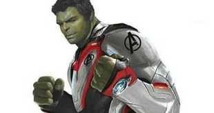 Quantum Jacket Avengers Endgame - Real Leather - M/F - E Genius