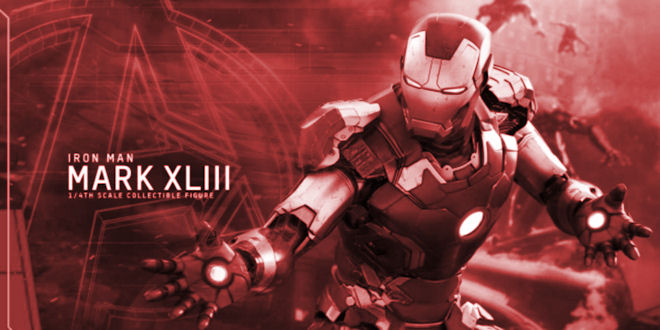 Meet Singapore's Biggest Hot Toys Iron Man Fan - 60K Collectable Figures