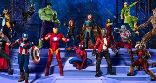 Marvel Universe LIVE Returns