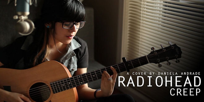 Radiohead Creep (cover) by Daniela Andrade