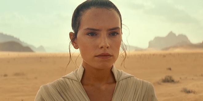Rise of Skywalker Rey