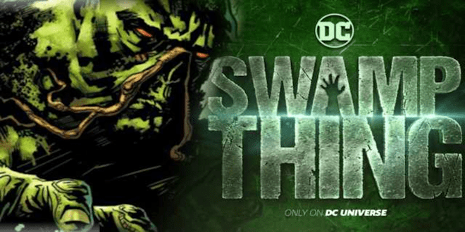 DC Universe Swamp Thing Teaser - New 2019 TV Series - Comic Book News