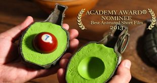 Fresh Guacamole by PES - Oscar Nominated Short Movie